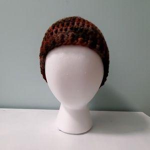 Handmade beanie-style hat
